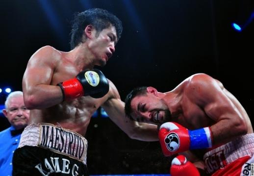 "Robert ""The Ghost"" Guerrero vs. Yoshihiro Kamegai"