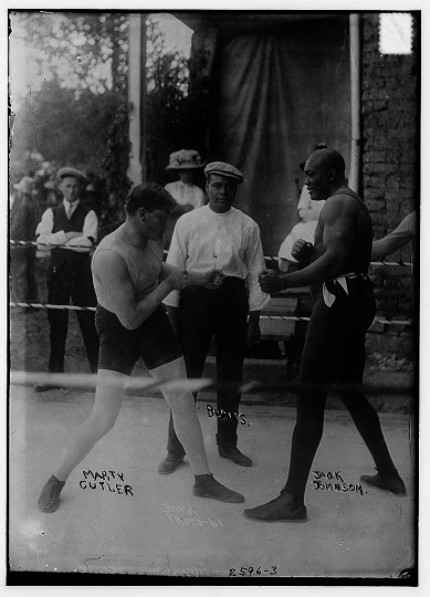 Jack Johnson v. Marty Cutler