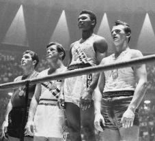 1960 Olympics boxing winners