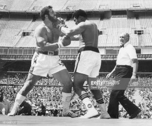 7-1979, JUL 14 1979; Alzado, Lyle (Football) - Groups (Ali Groups); (Photo By Dave Buresh/The Denver Post via Getty Images)