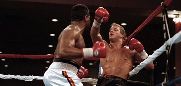 Ray Mercer vs. Tommy Morrison